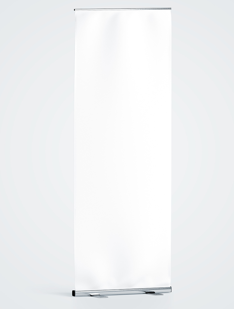 Clear Protective popup Banner